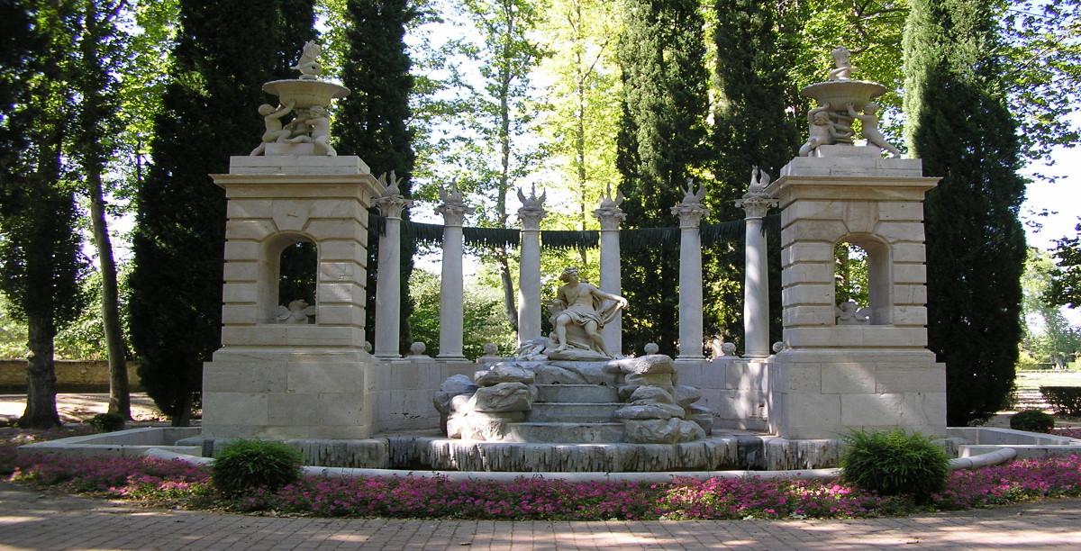 Fuente de Neptuno. Aranjuez