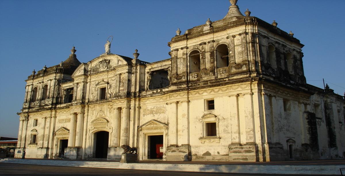 Basilica de la Asuncion. Leon
