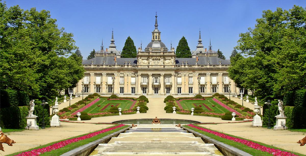 Palacio La Granja.