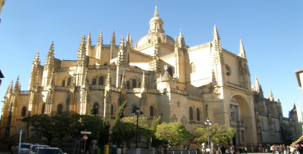 Catedral. Segovia