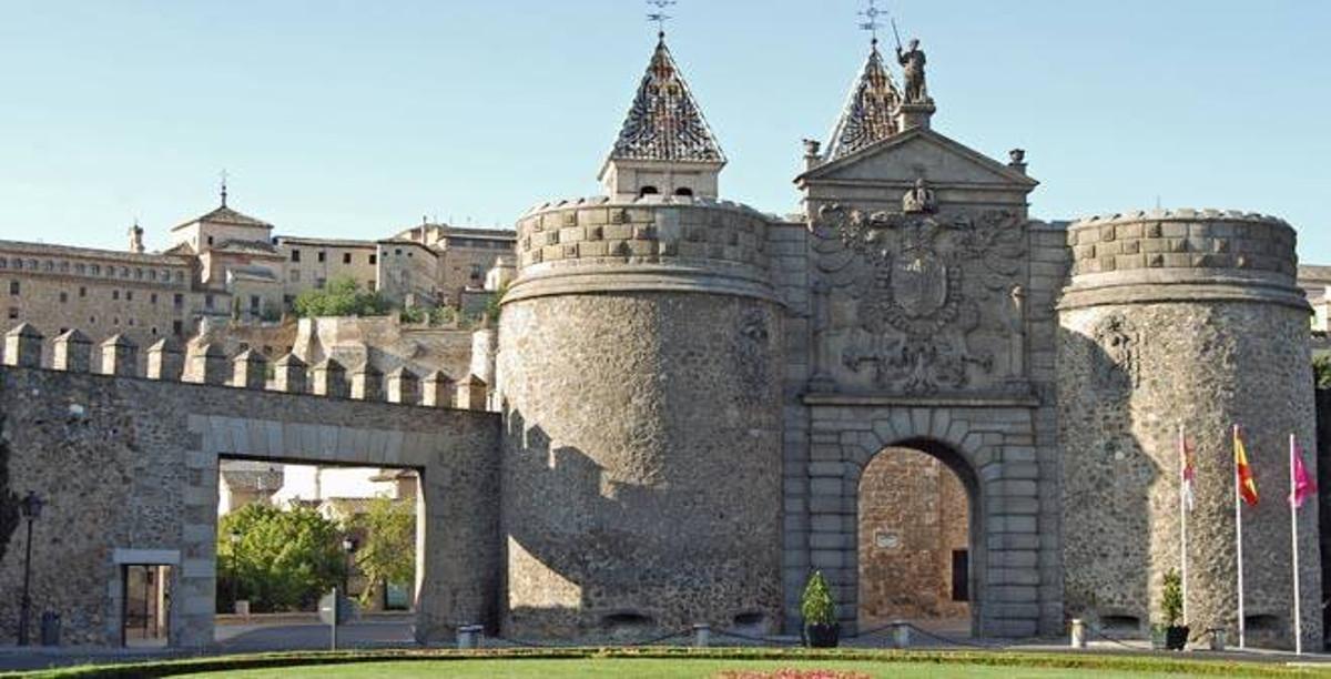 Puerta Bisagra. Toledo