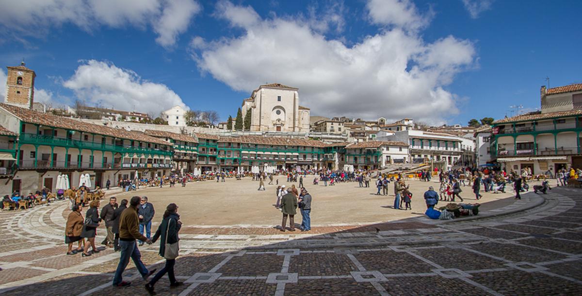 Plaza Chinchon