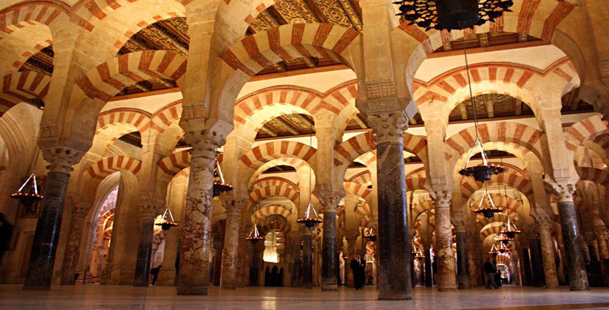 Mezquita de Cordoba. Interior