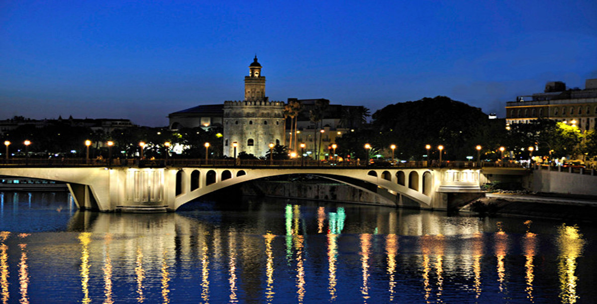 Momento azul. Sevilla