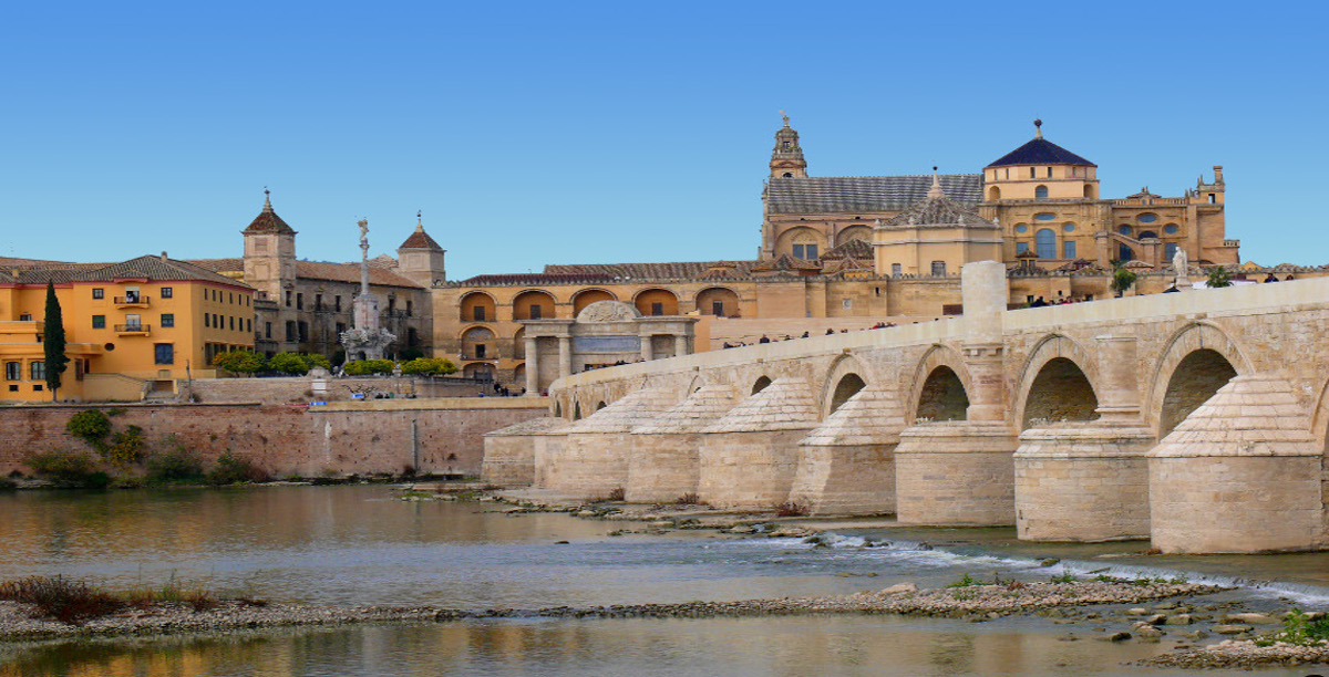Puente Romano. Cordoba